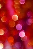 Colora Bokeh Imagens de Stock Royalty Free
