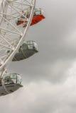 Colora a cápsula dos olhos do ` s do ` s Londres Imagens de Stock Royalty Free
