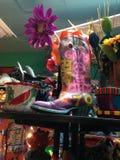 Colora-me botas Fotografia de Stock
