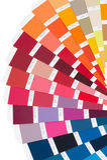Colora o cartão Foto de Stock Royalty Free
