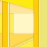 Colora o projeto material moderno incomum do fundo Fotos de Stock