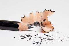 Colora o sumário dos lápis Foto de Stock