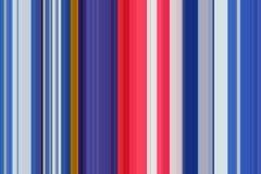 Colora o teste padrão sem emenda das listras da bandeira dos EUA Fundo abstrato da ilustração Cores modernas à moda da tendência ilustração royalty free