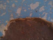 colora a oxidação velha imagem de stock royalty free