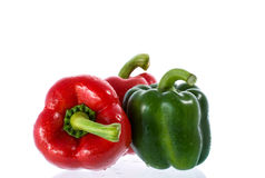 Colora a pimenta Fotografia de Stock