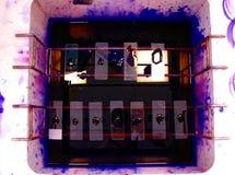 Coloración del gramo Foto de archivo libre de regalías