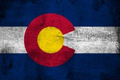 Colorado illustration de vecteur