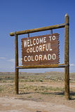 Colorado Royalty Free Stock Photo