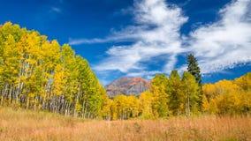Colorado Autumn Stock Image