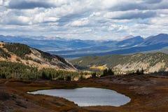 Colorado Autumn Scenery - Cottonwood Pass royalty free stock photos
