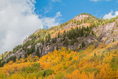 Colorado Autumn Scenic Stock Photos