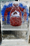 Colorado Avalanche jersey Royalty Free Stock Photography