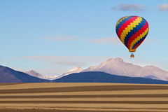 Colorado Ballooning Stock Photography
