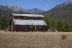 Colorado Barn  Royalty Free Stock Image