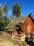 Colorado-Bauernhof Stockfotografie