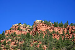 colorado berg Fotografering för Bildbyråer