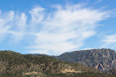 colorado berg Royaltyfria Foton