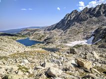 colorado berg Arkivbild