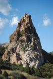 Colorado bergbildande Royaltyfria Bilder