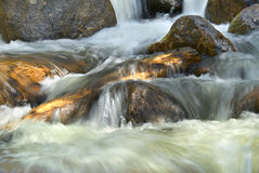 Colorado Cascade Royalty Free Stock Photography