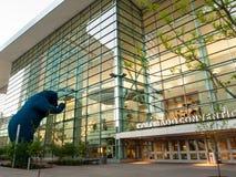 Colorado Convention Center Arkivbild