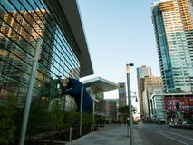 Colorado Convention Center Royalty-vrije Stock Afbeeldingen