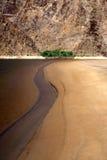 colorado curves floden Royaltyfri Foto