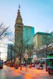colorado denver городской Стоковая Фотография RF