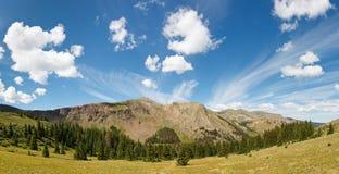 Colorado dramático Cloudscape Foto de Stock Royalty Free