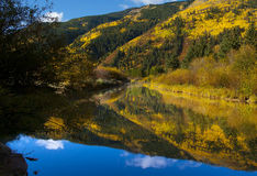 Colorado Fall-12 3947 Royalty Free Stock Images