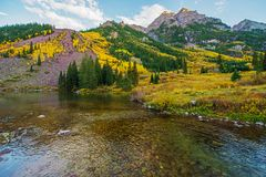 Colorado Fall Scenery Stock Photos