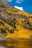 Colorado Fall Scenic Stock Photo