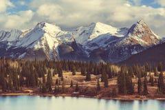 colorado góry Zdjęcia Stock