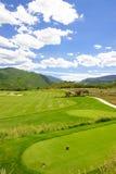 Colorado golf course stock images