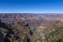 Colorado grand canyon, from south rim, Arizona Royalty Free Stock Photography
