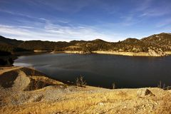Colorado Gross Reservoir Royalty Free Stock Images