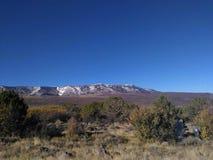 Colorado Grote Mesa royalty-vrije stock foto