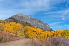 Colorado höst Arkivbilder