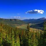 Colorado hermoso Imagenes de archivo