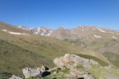 Colorado High Alpine Stock Photography