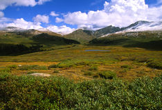 Colorado High Country Stock Image