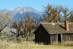 Colorado Homestead royalty free stock photo