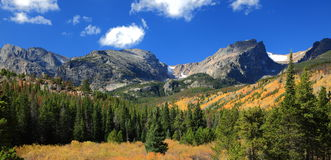 Colorado Landscape Royalty Free Stock Photos