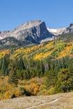 Colorado Landscape in Fall Stock Photos