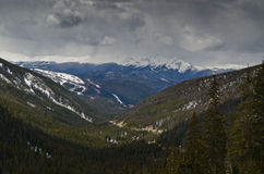 Colorado landscape Royalty Free Stock Photography