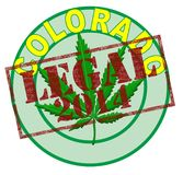 Colorado Legal Marijuana 2014 Stock Photos