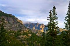 Colorado liggande royaltyfria foton