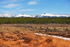 Colorado majestuoso foto de archivo