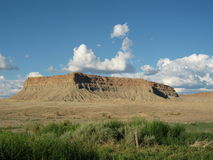 Colorado Mesa Stock Photography