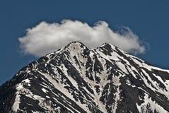 Colorado Montagne Rocciose Fotografia Stock Libera da Diritti